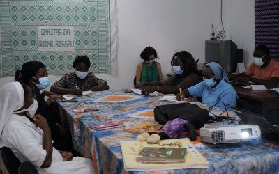 FEC dá formação aos Centros de Recuperação Nutricional na Guiné-Bissau
