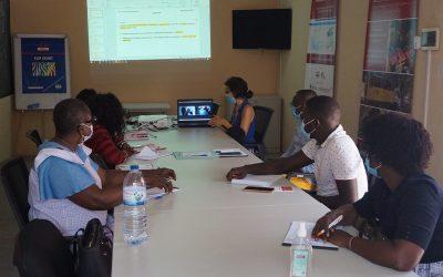 Programa de mentoria em Proteção Social da Criança na Guiné-Bissau