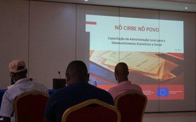 """Seminário """"Líderes para o Desenvolvimento Regional"""" em Bissau"""