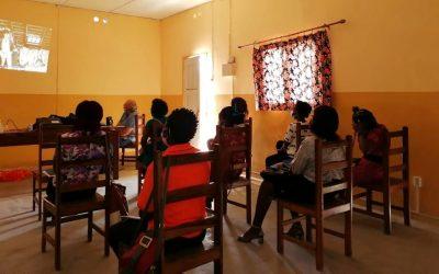 Dinamização de Baús Pedagógicos em Escolas de Educação de Infância em Maputo