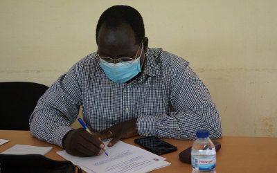 Formação aos técnicos do Ministério da Educação da Guiné-Bissau
