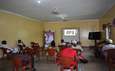 Missão de estudo sobre educação e gestão pública entre Gabú e Santa Maria da Feira