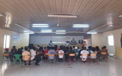 FEC promove sessões de cinema comunitário na ilha de Bolama