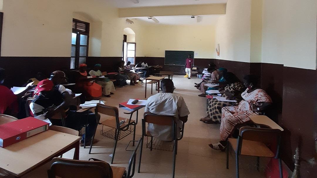 FEC dá formação em Cidadania e Direitos Humanos a todos os professores da Ilha de Bolama