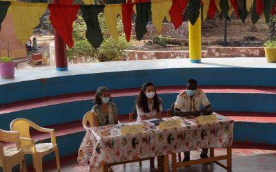 Início dos encontros regionais da RENAJI na Guiné-Bissau