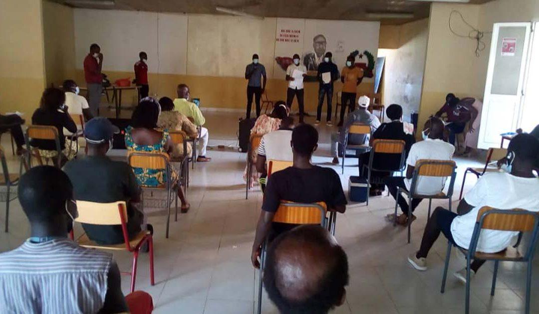 Termina a formação de docentes na ilha de Bolama