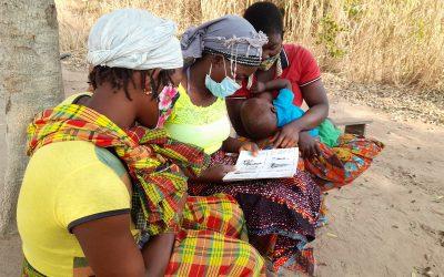 Moçambique – Capacitação Comités Proteção Criança
