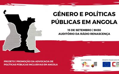 Género e Políticas Públicas em Angola