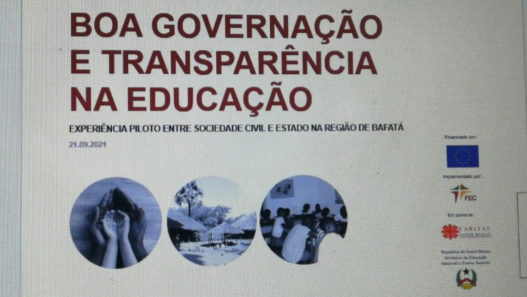 Protocolo e Relatório de Ciclo de Melhoria apresentados em Bissau