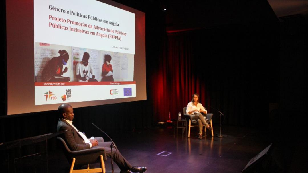 Género e Políticas Públicas em Angola discutidas em seminário