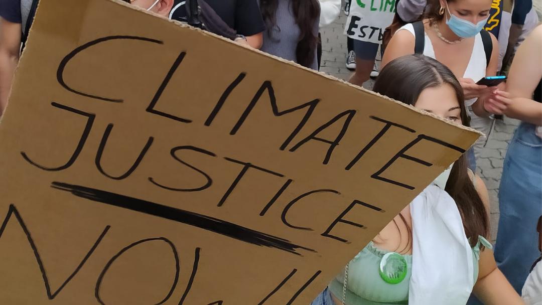 JUSTIÇA CLIMÁTICA E COP26