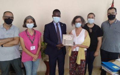 ESE Setúbal na Guiné-Bissau para melhorar a Educação