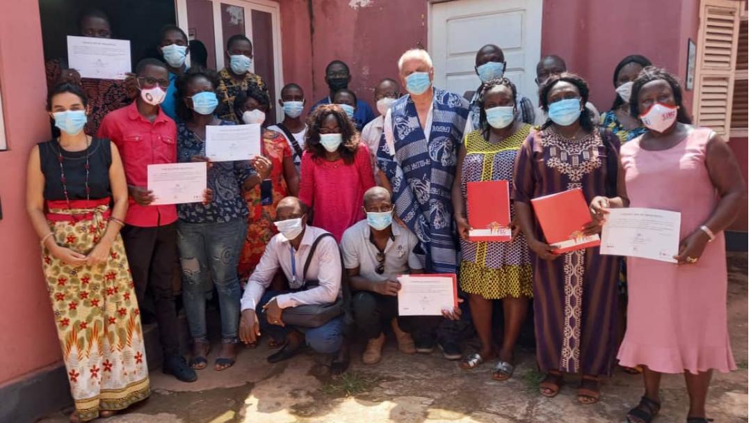 FEC colabora na implementação do Código de Proteção da Criança na Guiné-Bissau